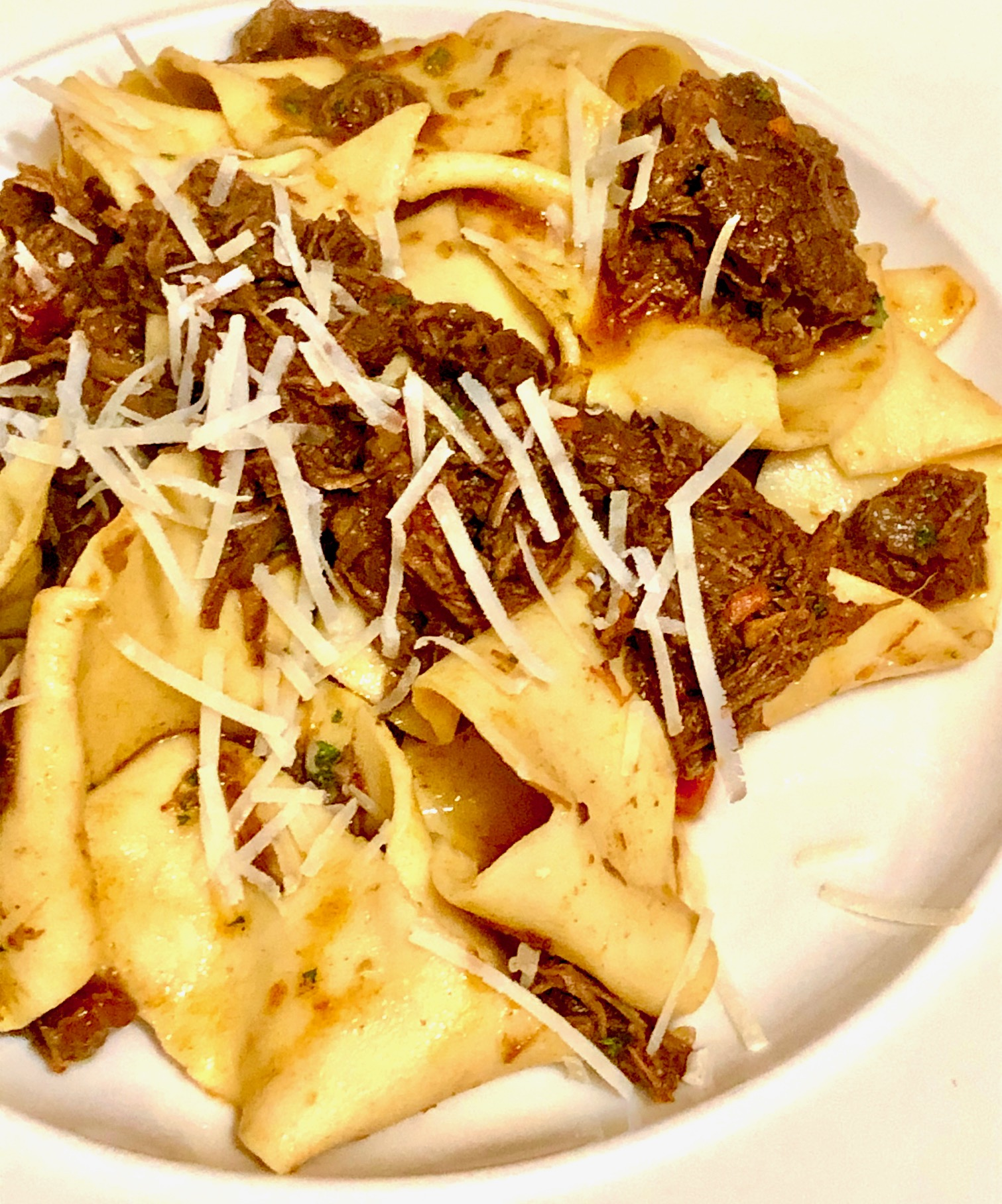 Day 6: Beef Shin Ragu with Pappardelle