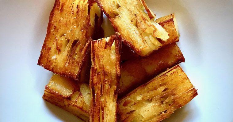 Day 47: Confit Potatoes