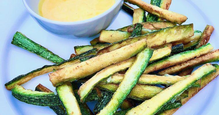 zucchine fritti
