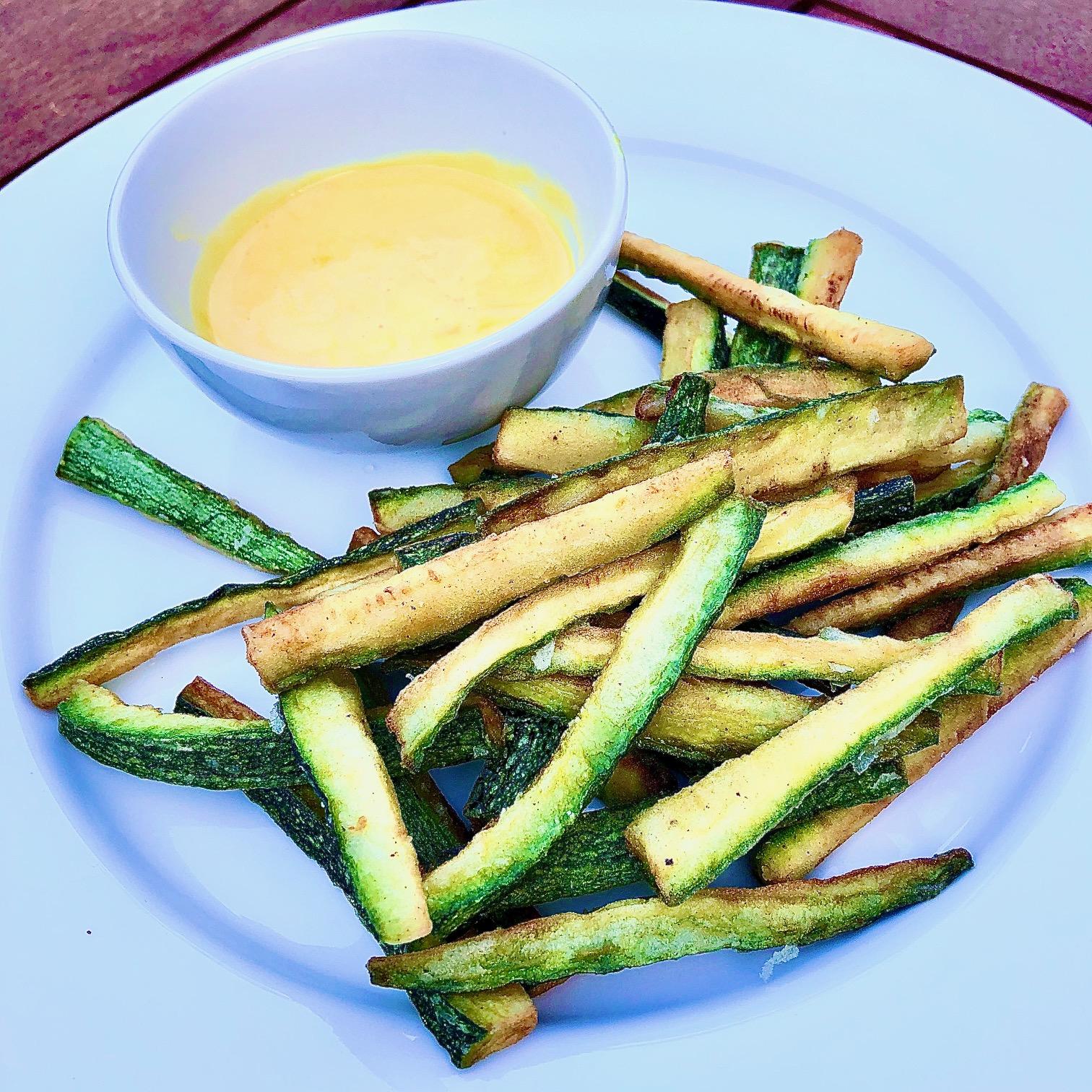Day 68: Zucchine Fritti