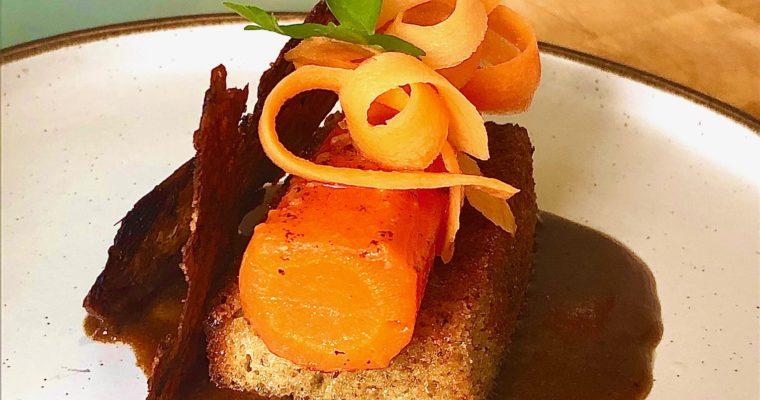 carrot chicken fat