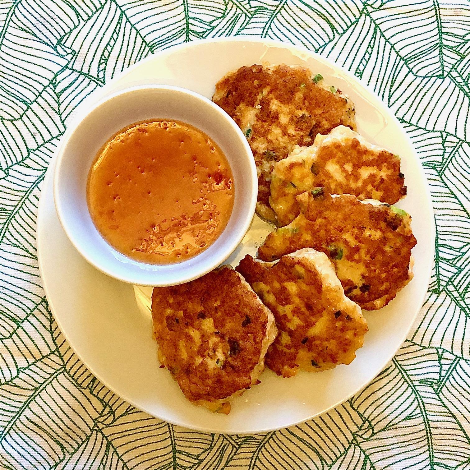 Day 75: Thai Fishcakes