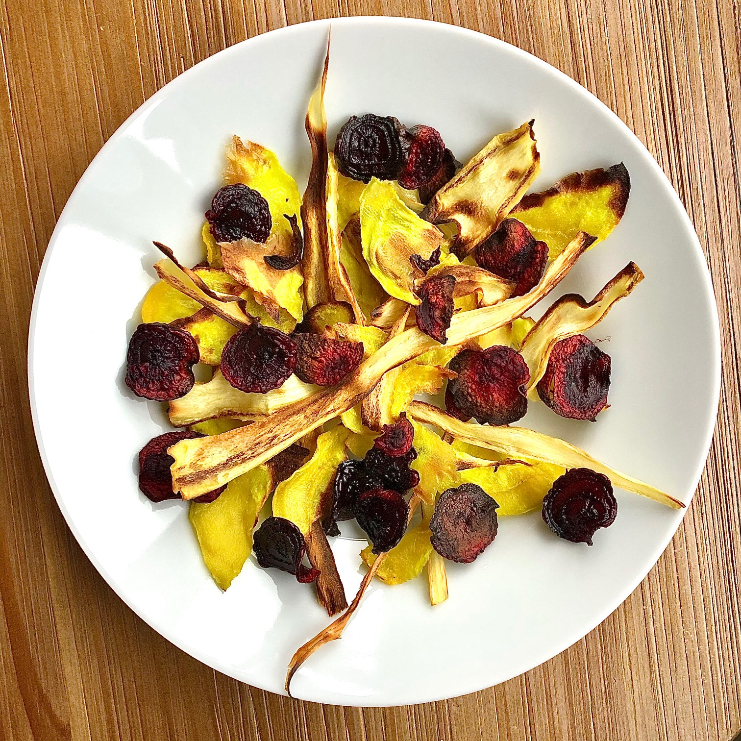 Root Vegetable Crisps